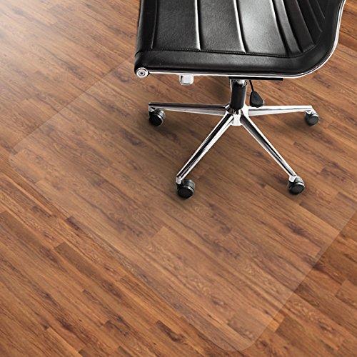 Office Marshal® PVC Chair Mat for Hard Floors - 36