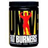 Universal Nutrition Fat Burners, 110-Count ~ Universal Nutrition