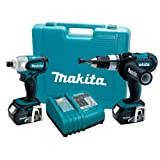 Makita LXT218 2-Piece Combo Kit