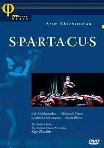 Khachaturian, Aram - Spartacus (NTSC)