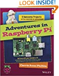 Adventures in Raspberry Pi