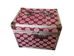 Platinum Make up Vanity Case