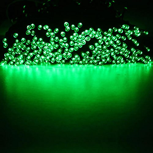 1 Pc Sublime Popular 100x LED Solar Nightlight Tree Bright Romantic Home Decor Color Green