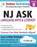 NJ ASK Practice Tests and Online Workbooks: Grade 8 Language Arts and Literacy, Third Edition: Common Core State Standards, NJASK 2014