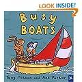 Busy Boats (Amazing Machines)