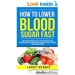 How to Lower Blood Sugar Fast