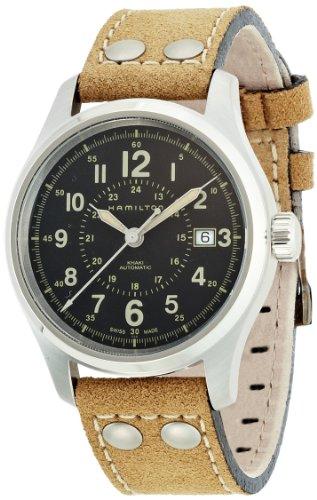 [ハミルトン]HAMILTON 腕時計 KHAKI FIELD AUTO(カーキ フィールド オート) H70595593 メンズ 【正規輸入品】