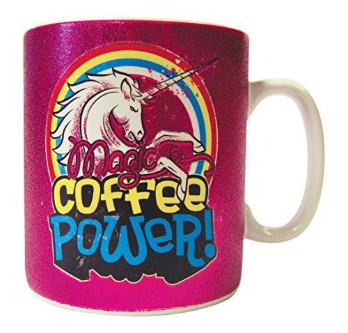 Tazza gigante, fantasia: unicorno