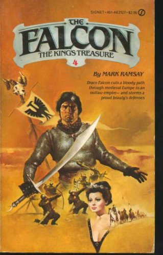 Kings Treasure (Falcon #4), Mark Ramsay