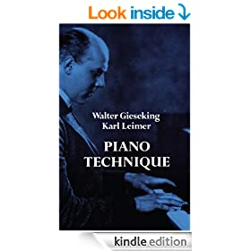 Piano Technique (Dover Books on Music)