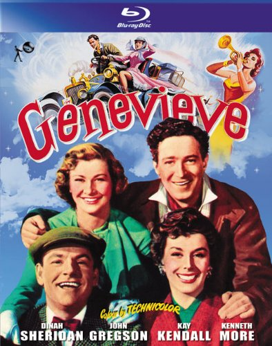 Cover art for  Genevieve [Blu-ray]