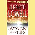 A Woman Without Lies   Elizabeth Lowell