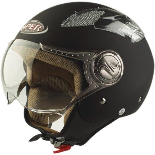 Viper RS-16 Casque de motard avec visière