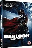 Harlock Space Pirate [DVD] [UK Import]