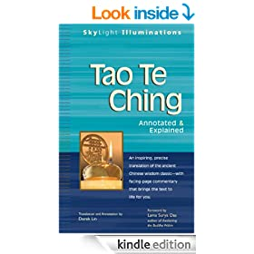 Tao Te Ching : Annotated & Explained: Annotated and Explained (SkyLight Illuminations)