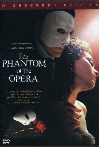 DVD : The Phantom of the Opera (Widescreen Edition) [+Peso($32.00 c/100gr)] (US.ME.4.42-3.99-B0007TKNII.18876)