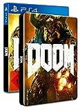 DOOM - 100% Uncut - Day One Edition inkl. Steelbook (exklusiv bei Amazon.de) - [PlayStation 4]