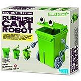Eco-Ingeniería / Basura de la compra del robot 8 +