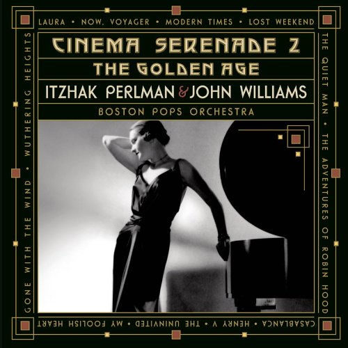 Cinema Serenade 2 by David Raksin, Max Steiner, Charlie [1] Chaplin, Miklos Rozsa and Victor Young