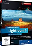 Software - Adobe Photoshop Lightroom 4 - Das umfassende Training