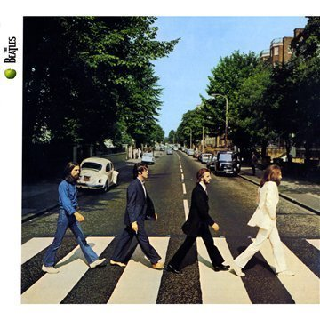 Album Cover Parodies of The Beatles - Abbey Road