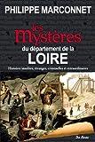 echange, troc Philippe Marconnet - Département de la Loire mystères