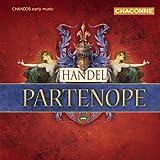 Handel - Partenope / Joshua, Zazzo, Summers, Streit, Wallace, Foster-Williams, EOC, Curnyn