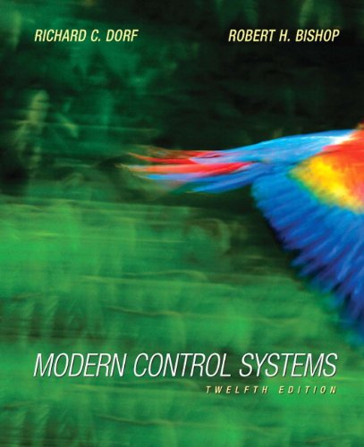 Modern Control Systems (12th Edition)