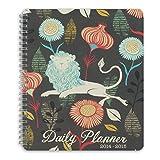 Capri Designs - Sarah Watts Daily Planner (Lion)