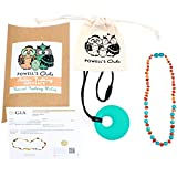 Amber-Turquoise-Teething-Necklace-for-Babies-Lab-Tested-Comes-With-Silicone-Teething-Necklace-125-Inches