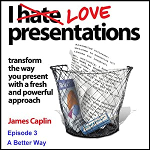 I Love Presentations Audiobook