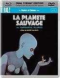 La Planete Sauvage [Masters of Cinema] (Dual Format Edition) [Blu-ray] [1973]
