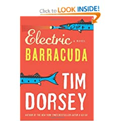 Electric Barracuda  A Novel