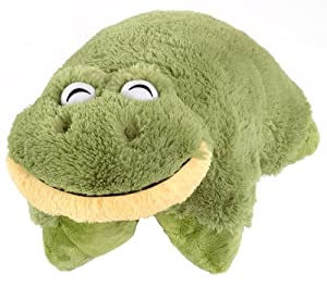 My Pillow Pet Friendly Frog - Large (Green) by My Pillow Pets