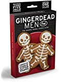 1 X GingerDead Man Cookie Cutter Stamper
