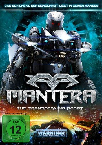 Mantera - The Transforming Robot, DVD