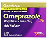 Good Sense Omeprazole Delayed Release, Acid Reducer Tablets 20 mg, 42 Count Reviews