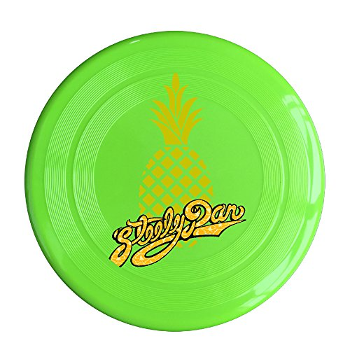 RCINC Pineapple With Rock Band Outdoor Game Frisbee Sport Disc KellyGreen