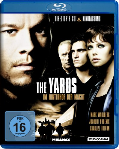 The Yards - Im Hinterhof der Macht [Blu-ray] [Director's Cut]