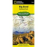 Big Bend National Park (National Geographic Trails Illustrated Map)