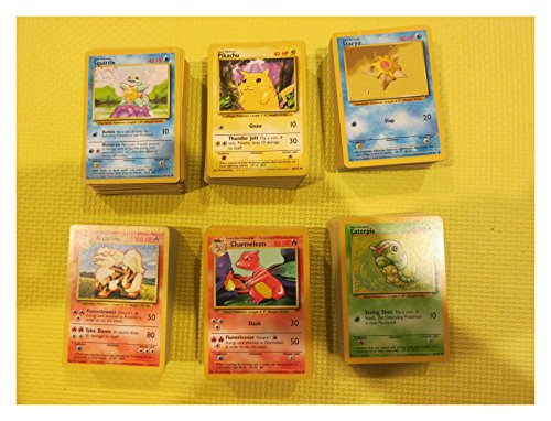 Lot-40-Pokemon-GO-TCG1st-Gen-Cards-Base-Jungle-Fossil-Team-Rocket-Card-Common-and-Uncommon-Hot-Seller-Items