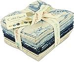 Laundry Basket Quilts Cold Spell 15 Fat Quarter Bundle Moda Fabrics 42220AB