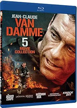 Jean-Claude Van Damme 5 Movie Pack
