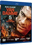 JCVD 5PK: Hard Corps, Knock Off, Maximum Risk, Universal Soldier Return, Second in Command [Blu-ray]
