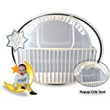 Crib Tent- Pop-up Crib Safety Net