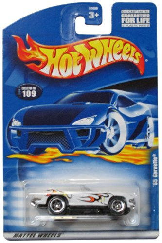 Hot Wheels 2001-109 '65 CORVETTE 1965 1:64 Scale - 1