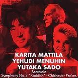 Choeur de Radio France Bernstein: Symphony No.3 'Kaddish', Chichester Psalms