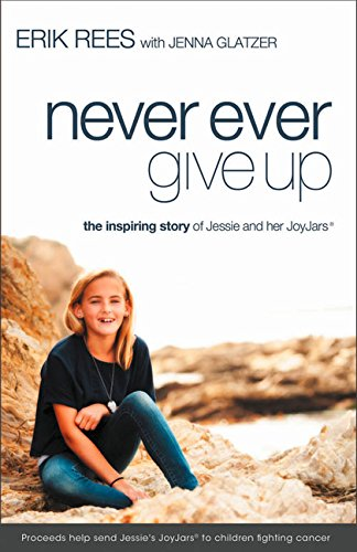 http://www.amazon.com/Never-Ever-Give-Up-Inspiring/dp/0310337607