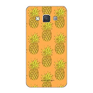Designer Cute Phone Cover / Case for Samsung A3 2015 - Pineapple