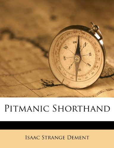 Pitmanic Shorthand